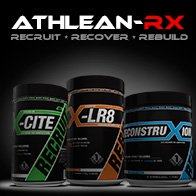 Athlean RX Supplements