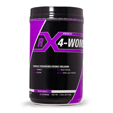 ATHLEAN-RX RX-4 WOMEN
