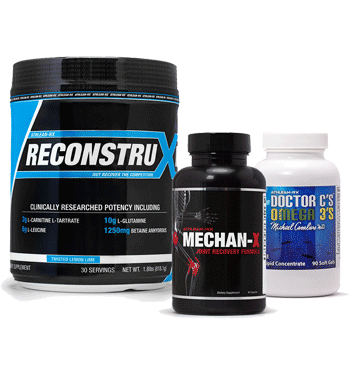 Recovery Stack | Accelerated Muscle / Joint Recovery