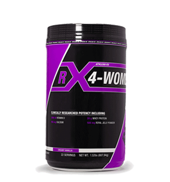 RX-4 Women | Post Workout Protein