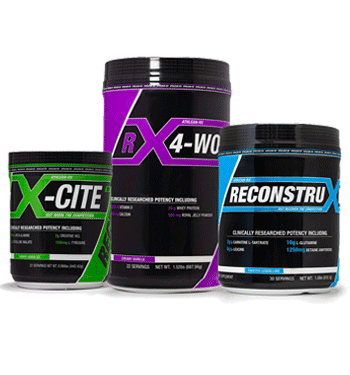 Womens Stack | Pre / Post / Recovery