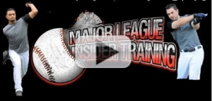major league insider leg training