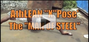 man of steel pushup
