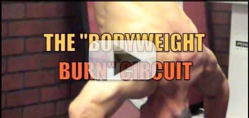 bodyweight burn circuit workout