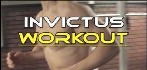 invictus workout