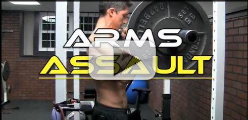 arms assault workout