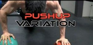 pushup variation