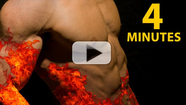 4 minutes of hell workout