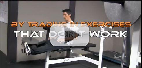 knee crusher exercise