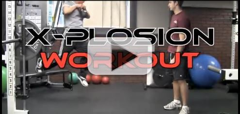 lower body explosive workout