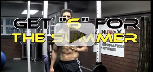 Summer Abs Workout – 1 Exercise To Develop Beach Body Abs!