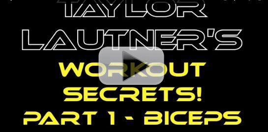 taylor lautner bigger biceps