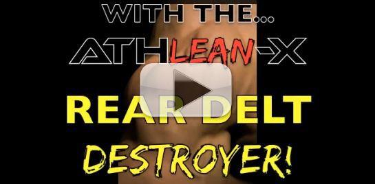 rear delt destroyer shoulder exercise