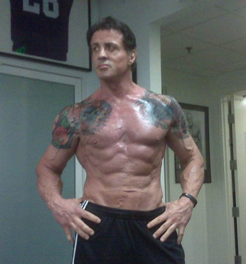 TOO OLD TO BUILD MUSCLE?!?