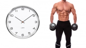 THE BEST TIME TO WORKOUT TO BUILD LEAN MUSCLE