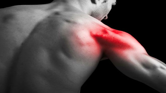 HEALTHY SHOULDERS – THE GATEWAY TO TOTAL BODY MUSCLE GROWTH