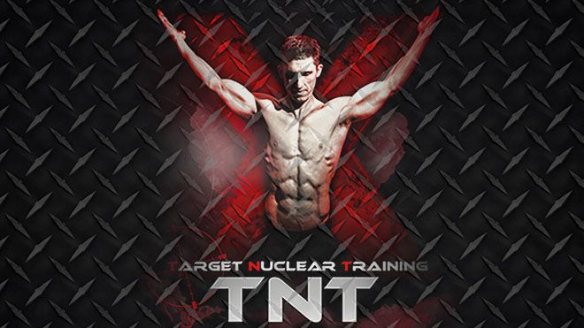 AthLEAN-X TNT SERIES – FOCUSED EFFORT…UNCONTROLLED MUSCLE GROWTH!