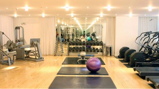 THE HOTEL GYM GUIDE TO A GREAT WORKOUT ANYPLACE