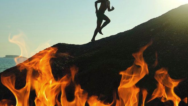 FAT BURNING WORKOUT OF THE WEEK – THE HILL FROM HELL