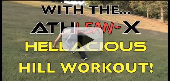 hill running workout