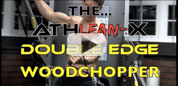 woodchopper ab exercise