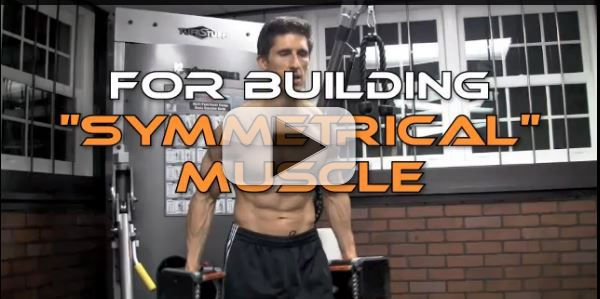 quick fix for muscle assymmetry