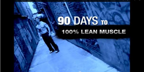 90 days lean muscle