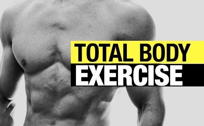 Totalbody exercise athletic strength