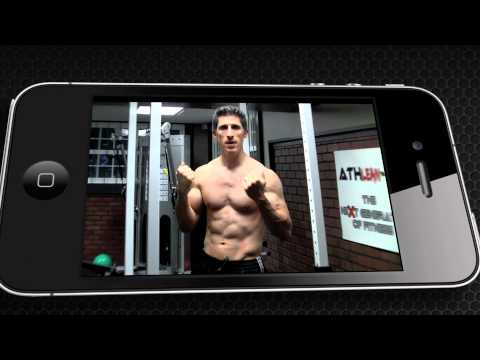 The 6 PACK PROMISE iPhone ABS APP Is HERE!