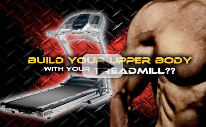upper body core training treadmill