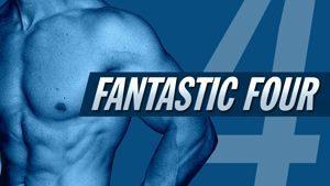 BURST TRAINING: THE FANTASTIC 4 WORKOUT