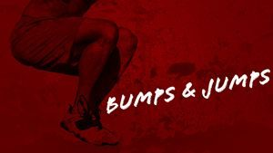 BURST TRAINING: BUMPS AND JUMPS WORKOUT