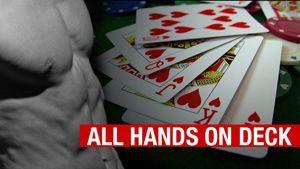 BURST TRAINING:  ALL HANDS ON DECK