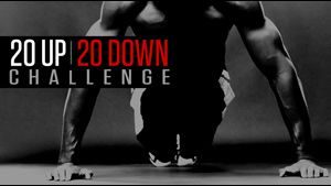 AX1:  20 Up 20 Down Challenge