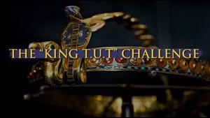 """AX2:  The """"King T.U.T"""" Challenge"""