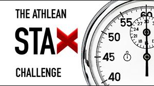 """AX2:  ATHLEAN """"STAX"""" CHALLENGE"""