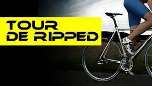 BURST TRAINING:  Tour De Ripped!