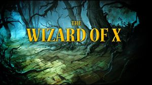 """AX2:  The """"Wizard of X"""" Challenge"""