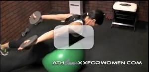 womens back workout