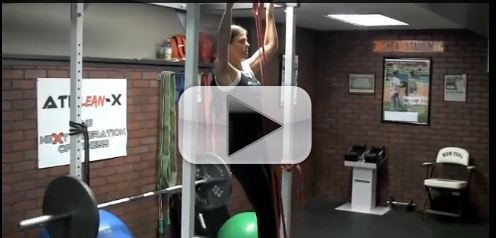 womens pullup