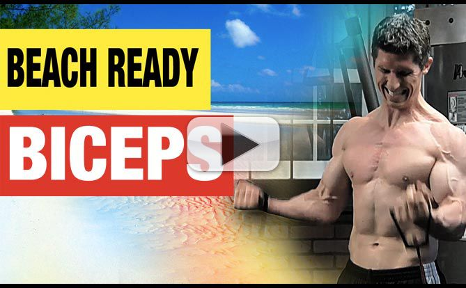 Summer Biceps Workout – Best Beach-Ready Arm Exercises