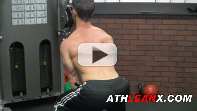 Use Your LOW BACK in Every Move to Increase Overall Strength!