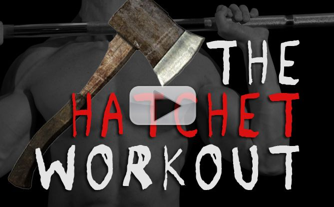 the hatchet workout