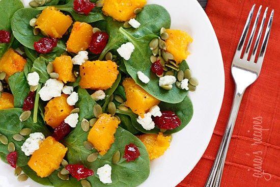 Fall Salad Recipe Roundup: 12 Tasty In-Season Salads!