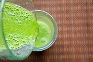 pear kale smoothie