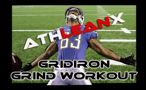 gridiron grind football workout