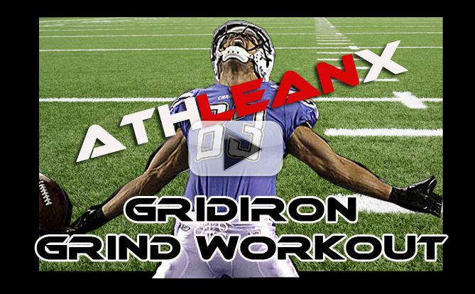 grindiron grind football exercise