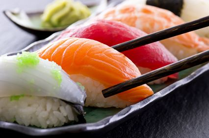 Sushi: Best and Worst Choices and High Calorie Culprits!