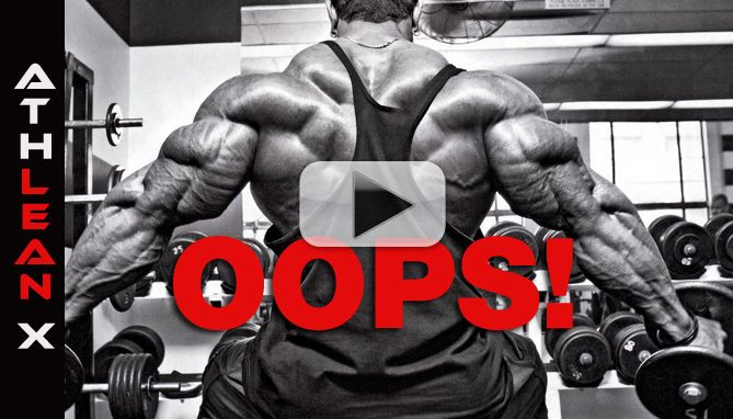 Avoid These 7 Tricep Training Mistakes!