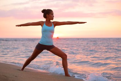 it's national yoga month 5 yoga poses to stretch and